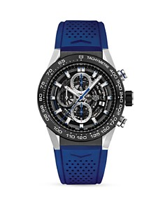 TAG Heuer Carrera Skeleton Chronograph, 45mm - Bloomingdale's_0