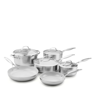 Venice Pro 10 Piece Set by Green Pan