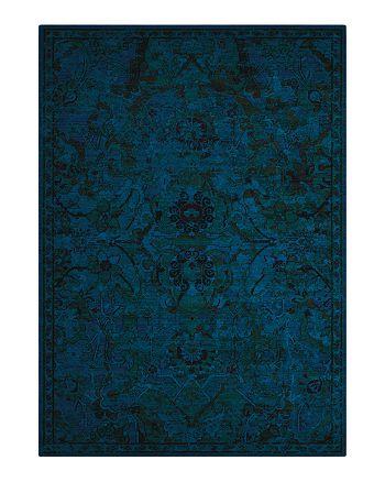 "Nourison - Timeless Rug - Peacock, 7'9"" x 9'9"""