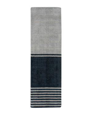 Calvin Klein Tundra Tunis Rug, 2'3 x 7'6