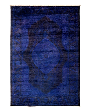 Solo Rugs Vibrance Overdyed Area Rug, 4'7 x 6'8