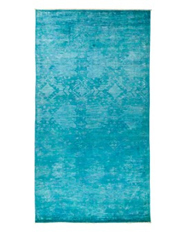 """Bloomingdale's - Vibrance Overdyed Area Rug, 6'1"""" x 12'1"""""""