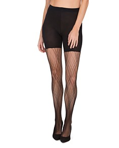 SPANX® - Plaid Lace Tights