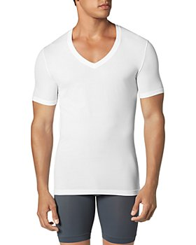 Tommy John - Air Stretch Mesh Deep V Neck Tee