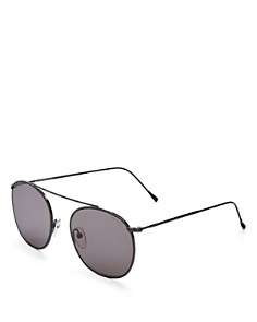 Illesteva - Women's Mykonos Aviator Sunglasses, 54mm