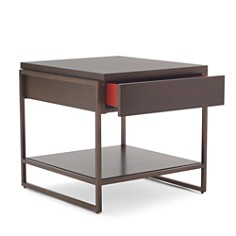 Mitchell Gold Bob Williams - Bassey Drawer Side Table