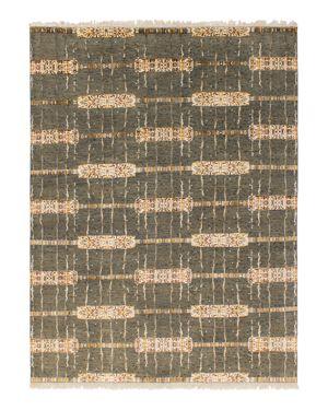 Grit & ground Jewel Lariat Vintage Area Rug, 8' x 10'