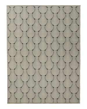 Grit & ground Sea Shell Area Rug, 5' x 8'