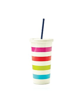 kate spade new york - Insulated Candy Stripe Tumbler