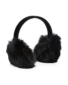 Surell - Girls' Fur Earmuffs - One Size