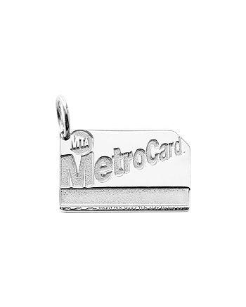 Jet Set Candy - NYC Metro Card Charm