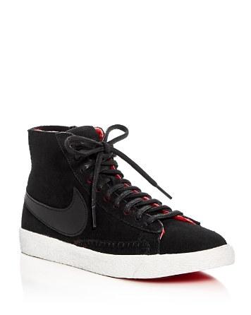 $Nike Women's Blazer High Top Sneakers - Bloomingdale's