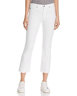 Ag Jodi Crop Jeans in White