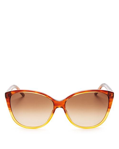 MARC JACOBS - Women's Color Block Cat Eye Sunglasses, 58mm