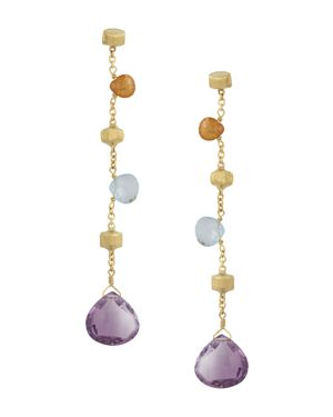 Marco Bicego 18K Gold Paradise Drop Earrings