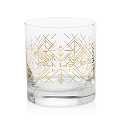 Easy Tiger Booze It Lowball Glass - Bloomingdale's_0