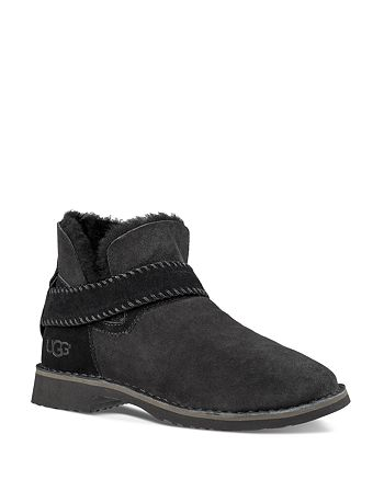 dad280fca5e UGG® McKay Sheepskin Booties | Bloomingdale's