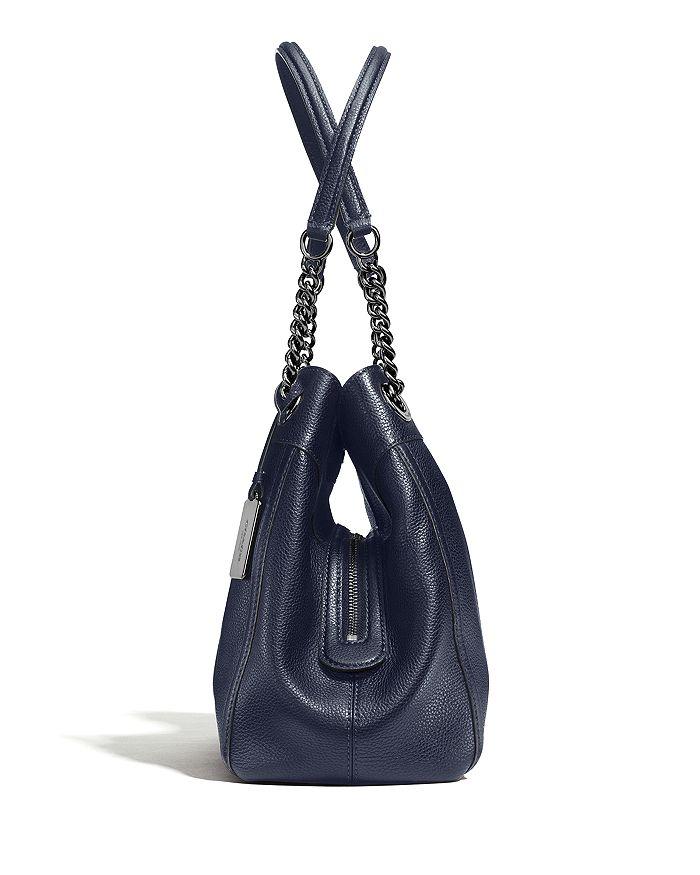 COACH - Turnlock Edie Shoulder Bag in Pebble Leather 10e3b0e0ec8dd