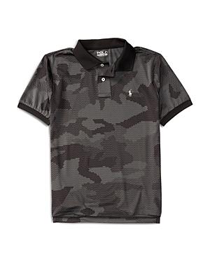 Ralph Lauren Childrenswear Boys Performance Lisle Polo Shirt  Sizes Sxl