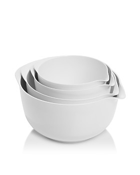 Rosti Mepal - 4-Piece Melamine Bowl Set