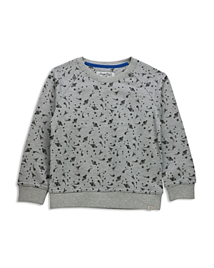 Sovereign Code Boys Galaxy Print Sweatshirt  Sizes Sxl