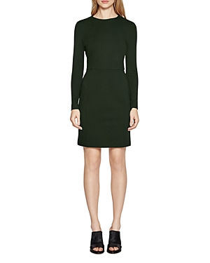 French Connection Lula Stretch Long-Sleeve Dress