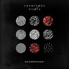 Baker & Taylor Twenty One Pilots, Blurryface Vinyl Record - Bloomingdale's_0