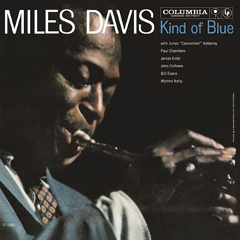 Baker & Taylor - Miles Davis, Kind of Blue Vinyl Record