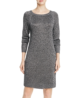 Cupio Sparkling Sweater Dress