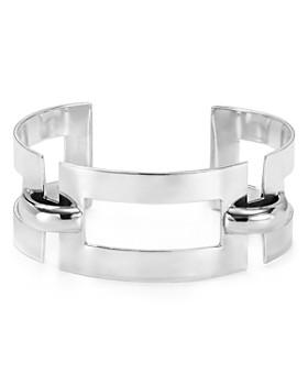 Argento Vivo - Double Line Cuff