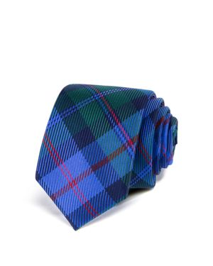 Bloomingdale's Boys Bright Plaid Tie - 100% Exclusive