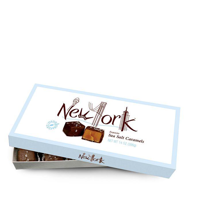 Chicago Classic Confections - New York Exquisite Sea Salt Caramels