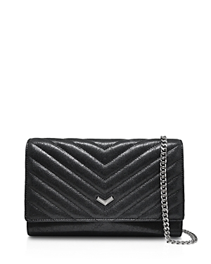 Botkier Soho Quilted Leather Chain Wallet-Handbags