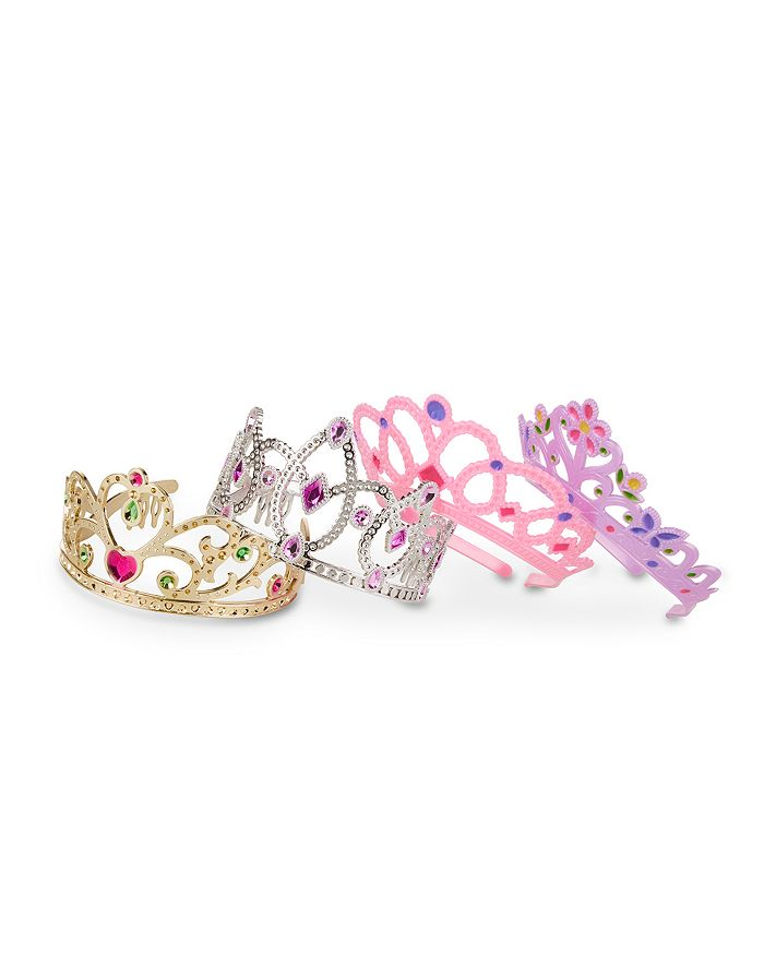 Melissa & Doug - Dress-Up Headband Tiaras - Ages 3+