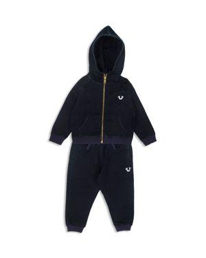 True Religion Infant Boys' Hoodie & Jogger Pants Set - Sizes 3-24 Months