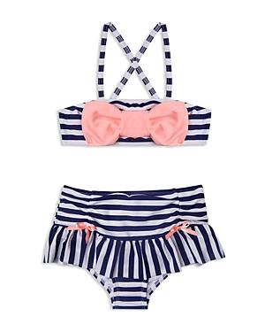 Hula Star Girls' Ships Ahoy 2-Piece Swimsuit - Sizes 2-6X