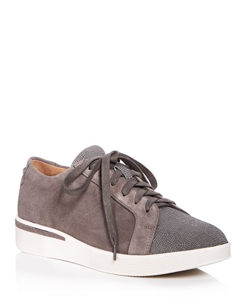Gentle Souls by Kenneth Cole - Women's Haddie Lace Up Platform Sneakers