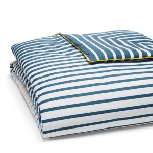 Lacoste Danou Duvet Cover Set, Full/Queen