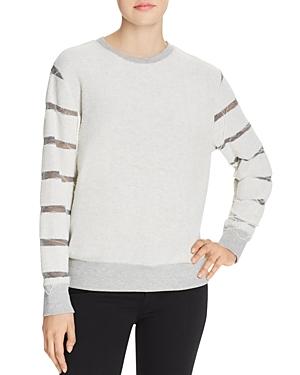 Iro. jeans Daymon Distressed Sweatshirt