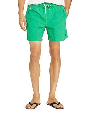 Polo Ralph Lauren Solid Swim Trunks