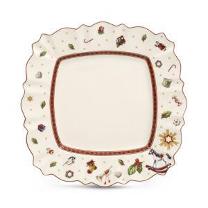 Villeroy & Boch Square Dinner Plate