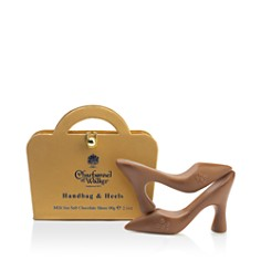 Charbonnel et Walker Handbag and Heels Sea Salt Milk Chocolate Shoes - Bloomingdale's_0
