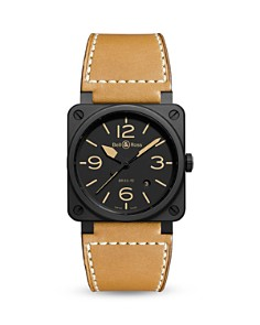Bell & Ross - BR 03-92 Heritage Ceramic Watch, 42mm