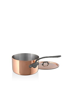 Mauviel - M'150c2 Copper 2.5-Quart Saucepan and Lid