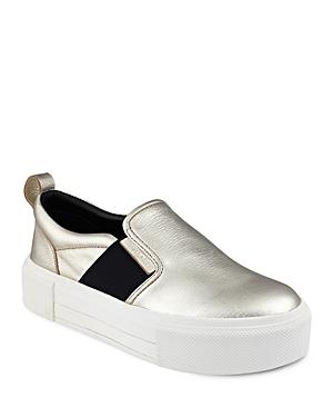 Kendall and Kylie Tenley Platform Slip-On Sneakers