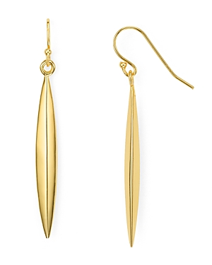 Argento Vivo Bar Drop Earrings
