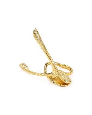 Alexandra Koumba Wishbone Ring