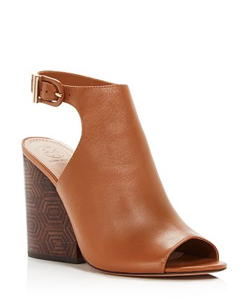 ecf0110fa6531b Tory Burch - Grove Open Toe Booties
