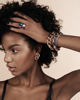 Pomellato - Tango Earrings in 18K Rose Gold