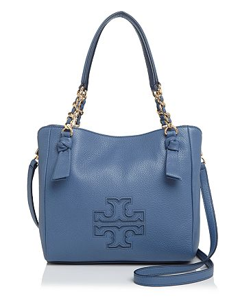 3a91a22b4ccc Tory Burch - Harper Small Leather Satchel